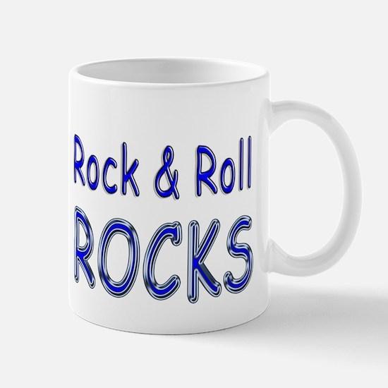 Rock & Roll Rocks Mug