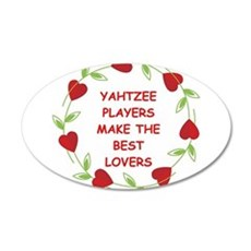 YAHTZEE.png Wall Decal