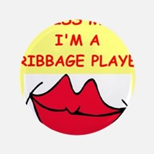 "CRIBBAGE.png 3.5"" Button (100 pack)"