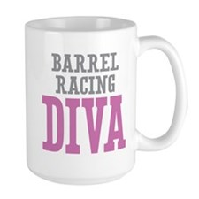 Barrel Racing DIVA Mugs