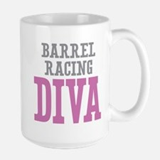 Barrel Racing DIVA Mugs