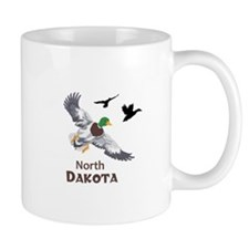 MALLARDS NORTH DAKOTA Mugs
