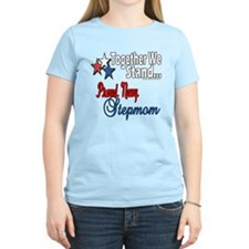 Proud Navy Stepmom T-Shirt