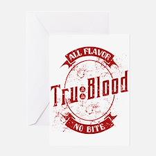 Vintage True Blood Bev Greeting Cards