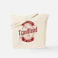Vintage True Blood Bev Tote Bag