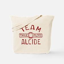Team Alcide True Blood Tote Bag