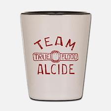 Team Alcide True Blood Shot Glass