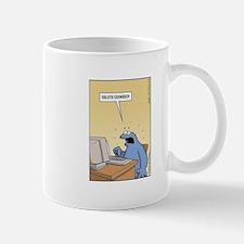 Cookie Monster - delete Cookies! Mugs
