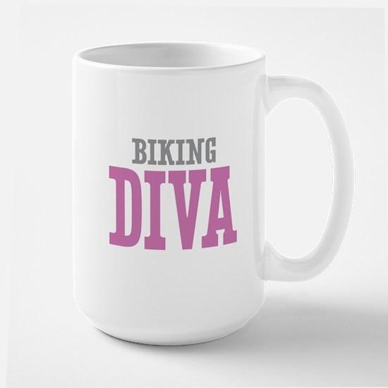 Biking DIVA Mugs