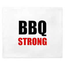 BBQ Strong King Duvet