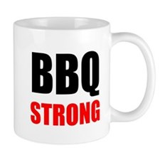 BBQ Strong Mugs