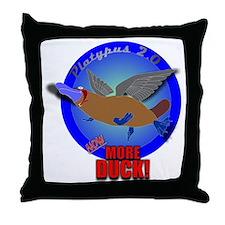 platypus 2.0 Throw Pillow