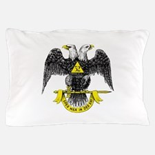 Freemasonry Scottish Rite Pillow Case
