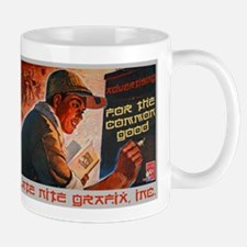 Advertising For The Common Good Mugs