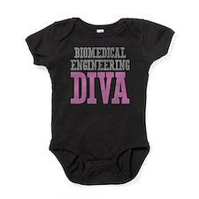 Biomedical Engineering DIVA Baby Bodysuit