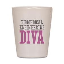 Biomedical Engineering DIVA Shot Glass