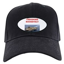theodore roosevelt Baseball Hat