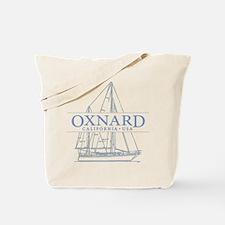 Oxnard CA - Tote Bag
