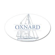 Oxnard CA - Wall Decal