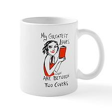 Between Two Covers Mug