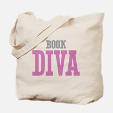 Book DIVA Tote Bag