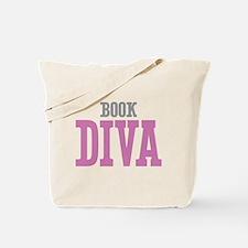 Book DIVA Tote Bag