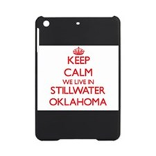 Keep calm we live in Stillwater Okl iPad Mini Case