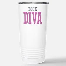 Book DIVA Stainless Steel Travel Mug