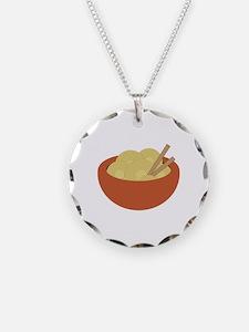 Bowl Of Noodles Necklace