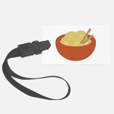 Bowl Of Noodles Luggage Tag