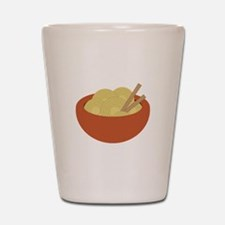 Bowl Of Noodles Shot Glass