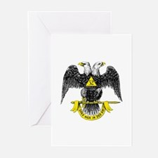 Freemasonry Scottish Rite Greeting Cards