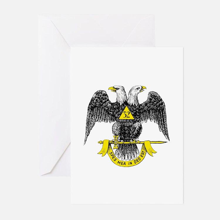Freemasonry Scottish Rite Greeting Cards