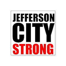 Jefferson City Strong Sticker