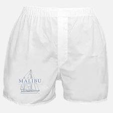 Malibu CA - Boxer Shorts