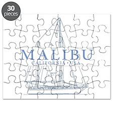 Malibu CA - Puzzle