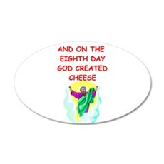 CHEESE.png Wall Decal