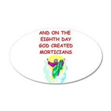 MORTICIANS.png Wall Decal