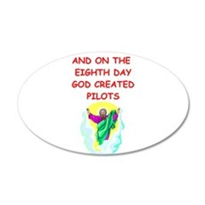 PILOTS.png Wall Decal