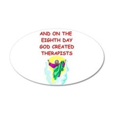THERAPISTS.png Wall Decal