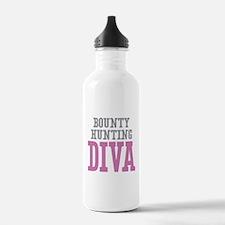 Bounty Hunting DIVA Water Bottle
