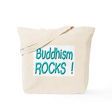 Buddhism Rocks ! Tote Bag