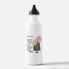 Aunty Acid: Lettuce Di Water Bottle