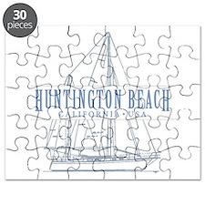 Huntington Beach - Puzzle