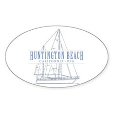 Huntington Beach - Decal