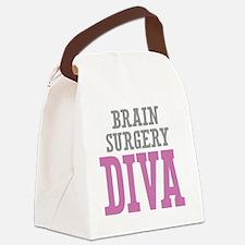 Brain Surgery DIVA Canvas Lunch Bag