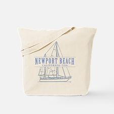 Newport Beach - Tote Bag