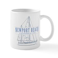 Newport Beach - Small Mug