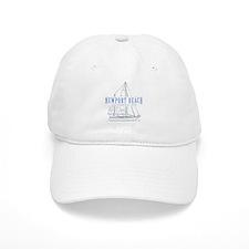Newport Beach - Baseball Cap