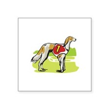 SALUKI DOG Sticker